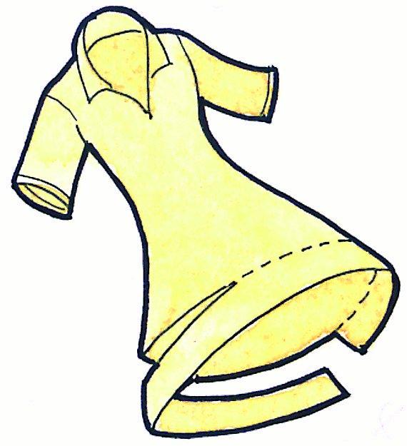accorcio vestito sartoria express